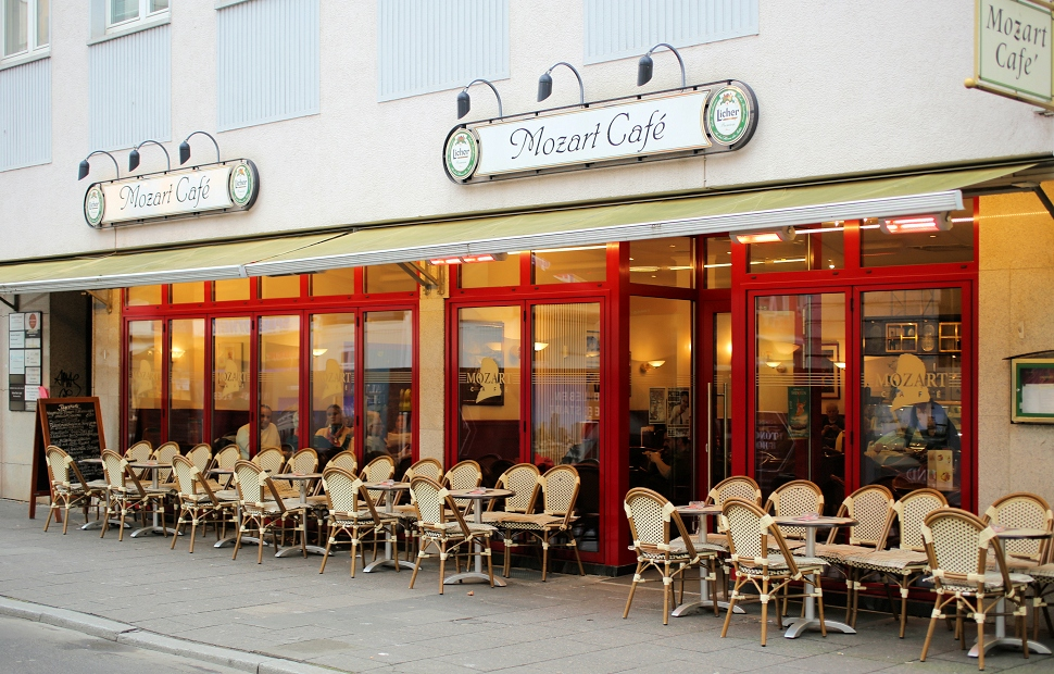 Frankfurt Cafe Mozart